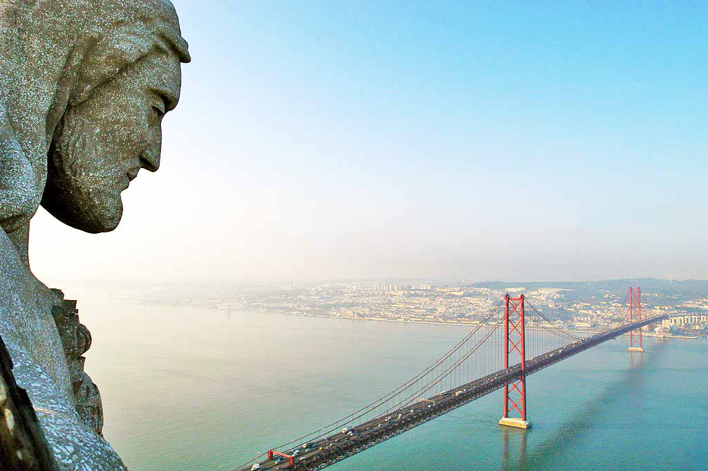 Statue of Christ Lisbon