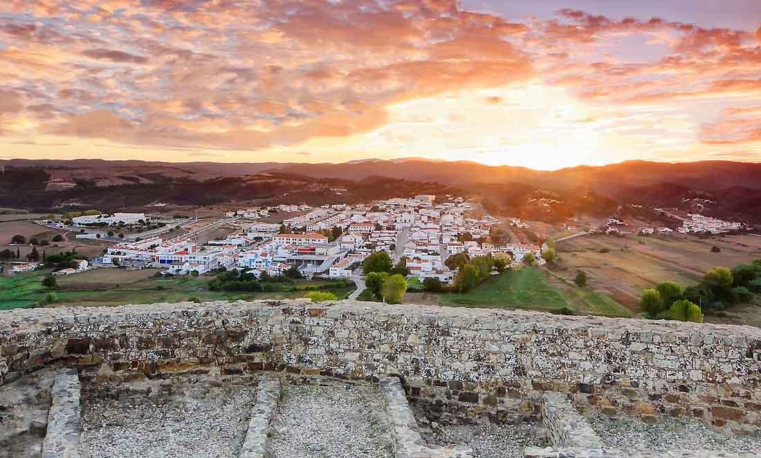 Aljezur Algarve