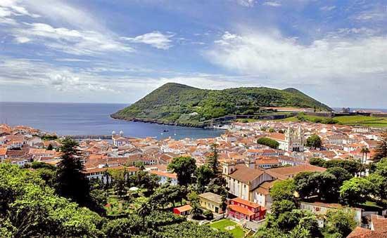 Angra do Heroísmo Azores