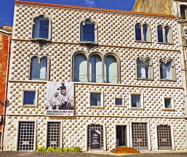 Casa dos Bicos Lisbon