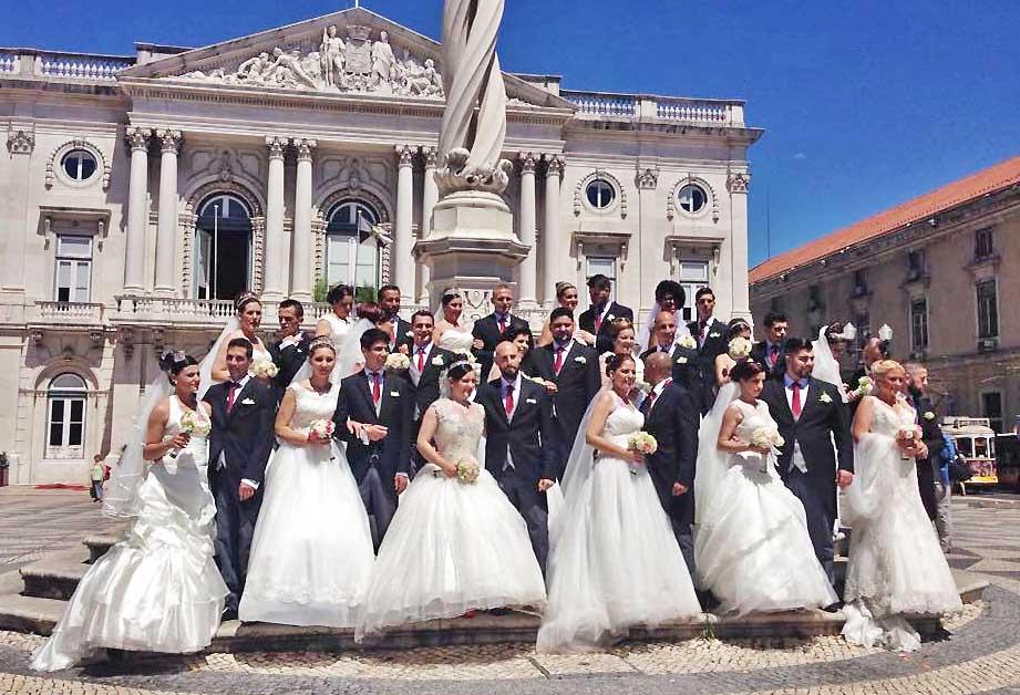 Brides of Santo António Lisbon
