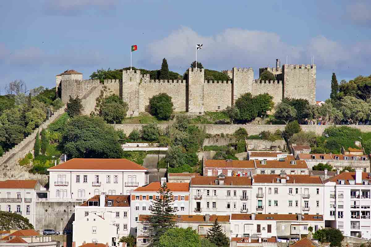 Castle of São Jorge Lisbon