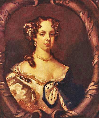 Catherine of Bragança