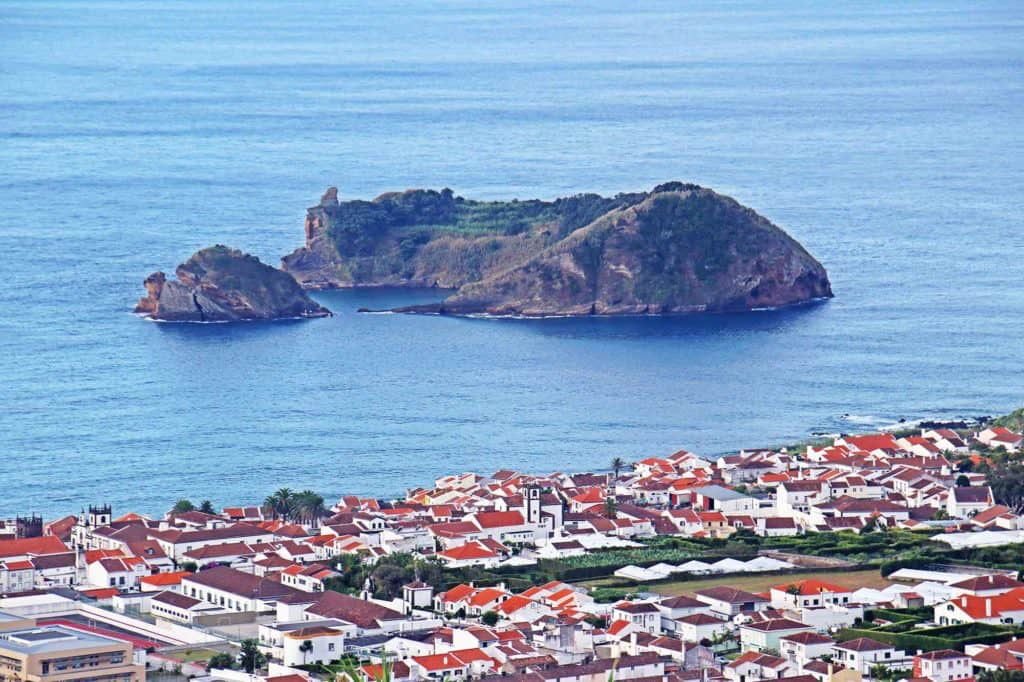 Vila Franca do Campo - Azores