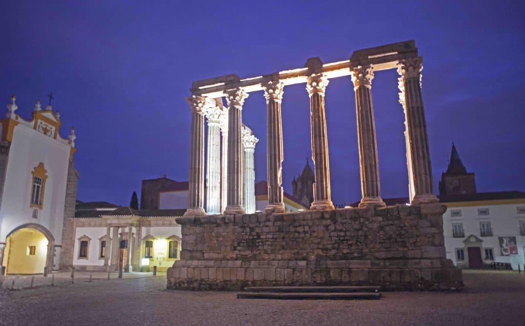 Roman Temple - Portugal