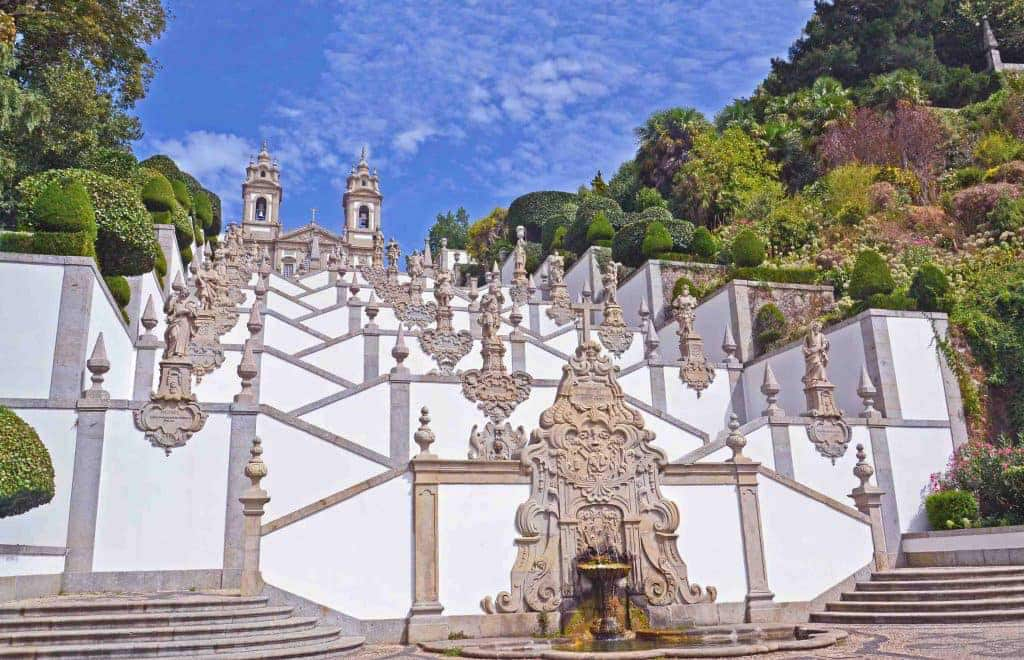 Bom Jesus Sanctuary - Portugal