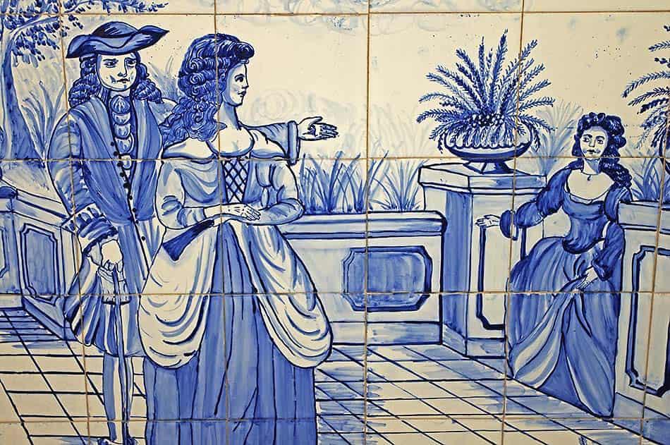 Azulejo Tiles - Portugal