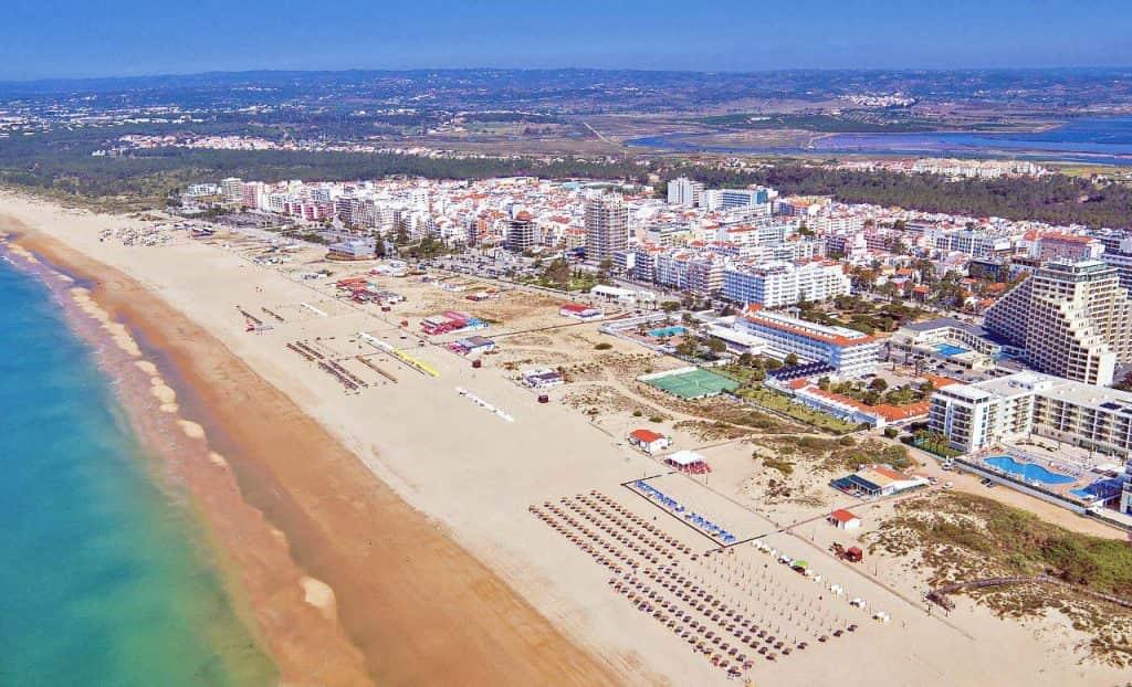 Monte Gordo - Portugal
