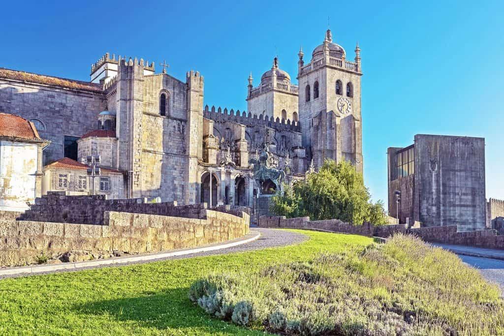 Porto Cathedral - Portugal