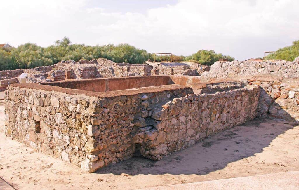 Cetóbriga Roman Ruins - Portugal