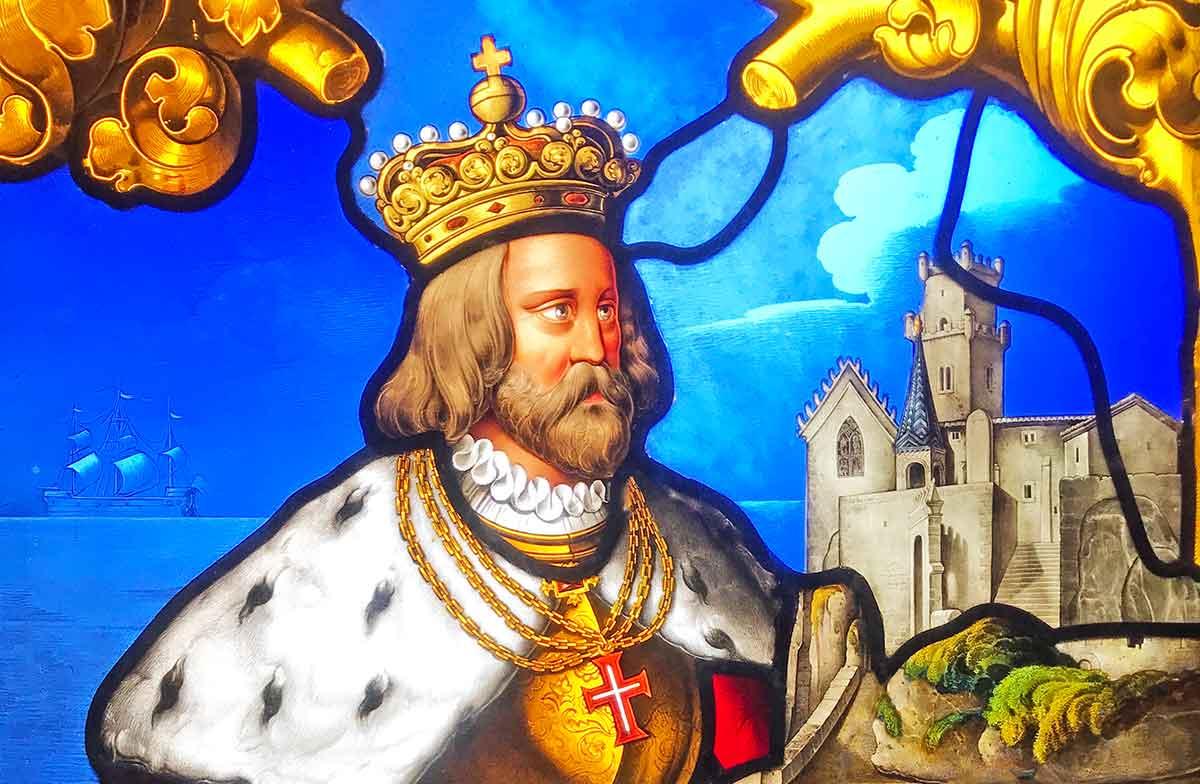 King Manuel I - Portugal