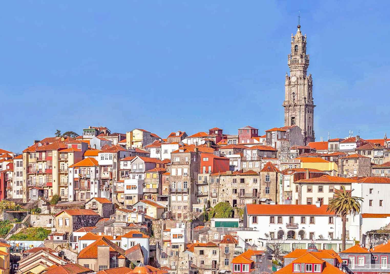 Clérigos Tower - Porto