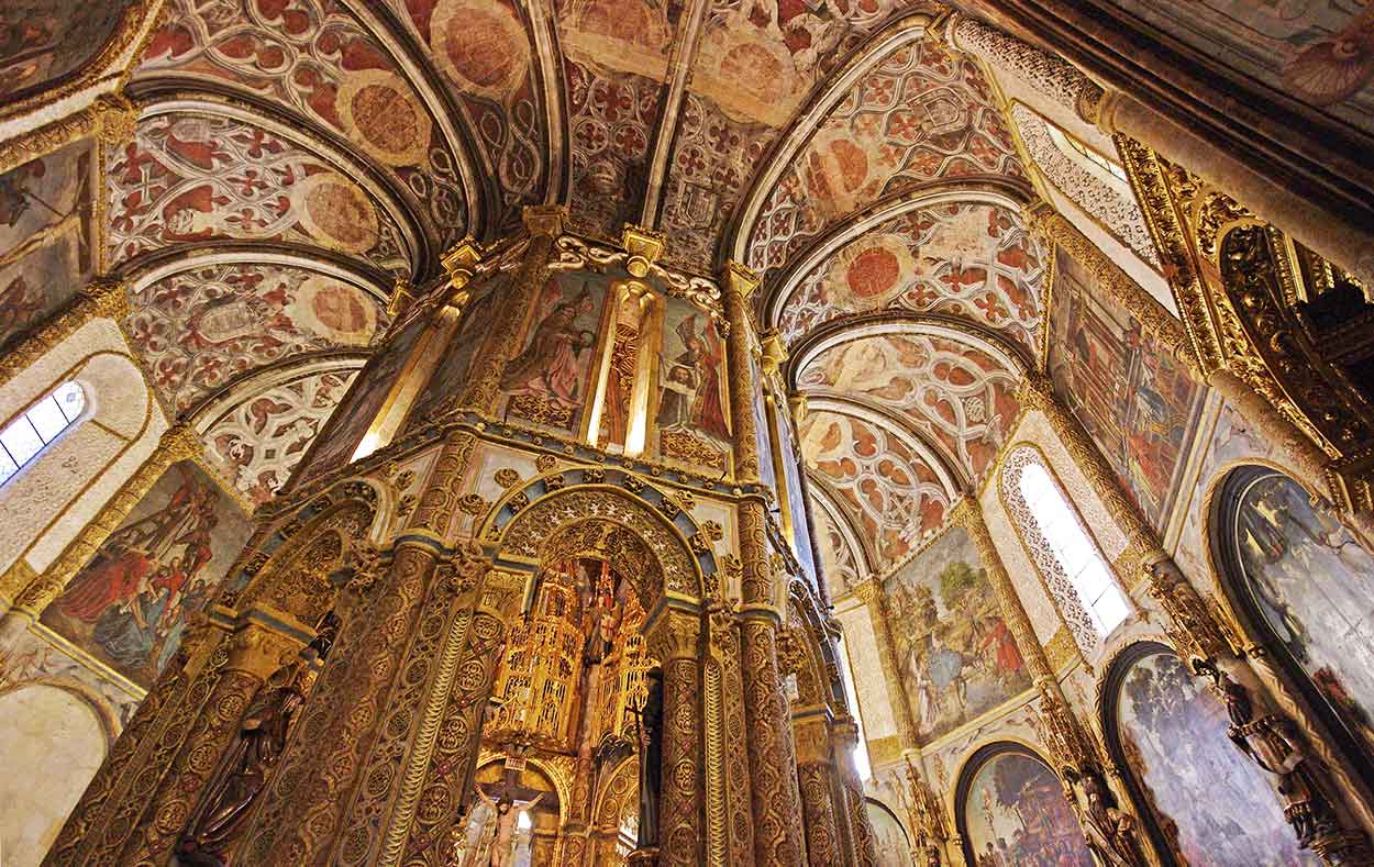 Convent of Christ - Portugal